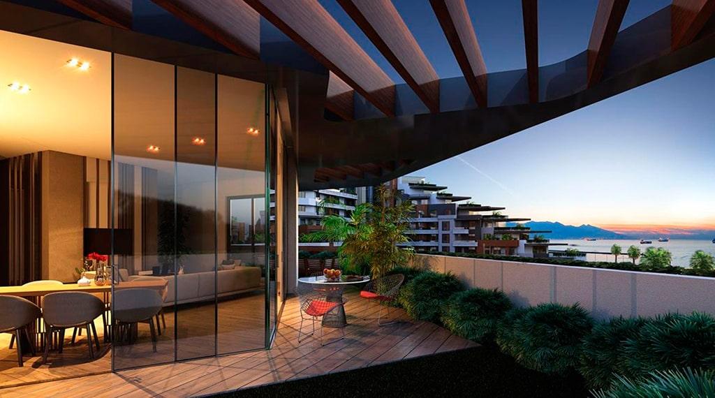 Sunis Blue Residence fiyat