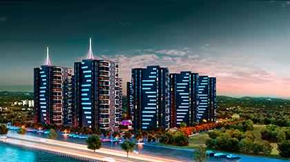 Tekbaş City