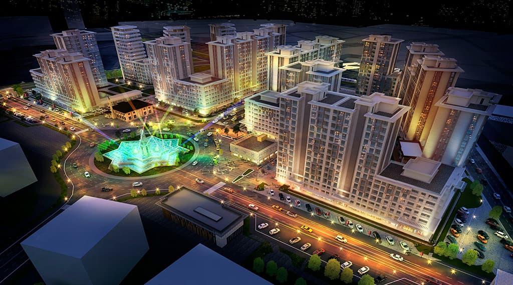 Temaşehir Konya projesi