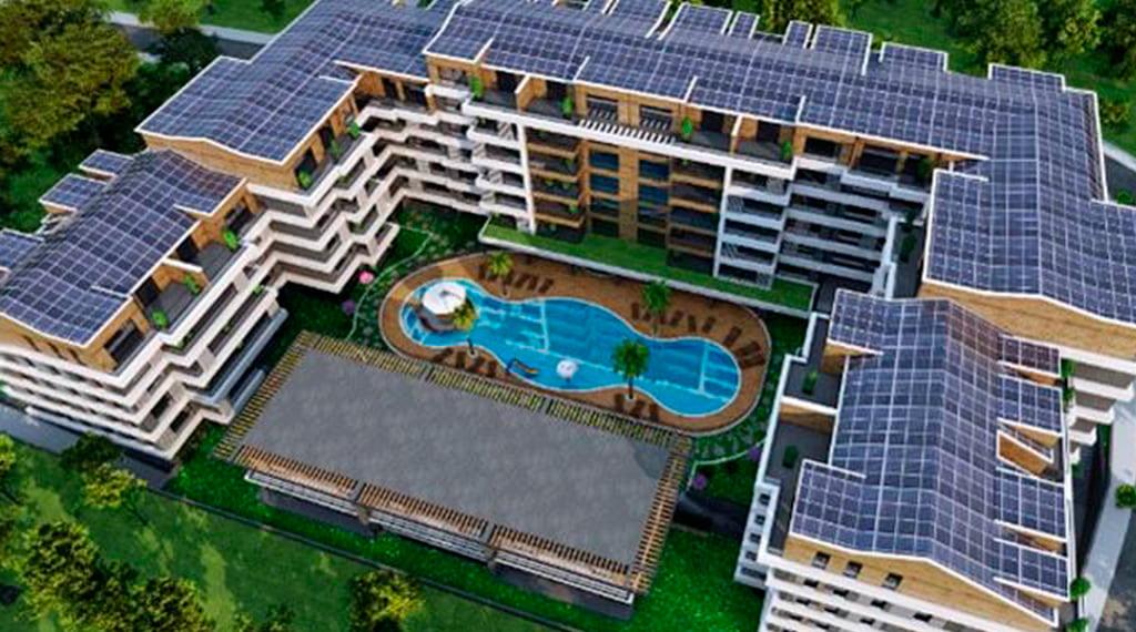 Terrace Yahyakaptan projesi