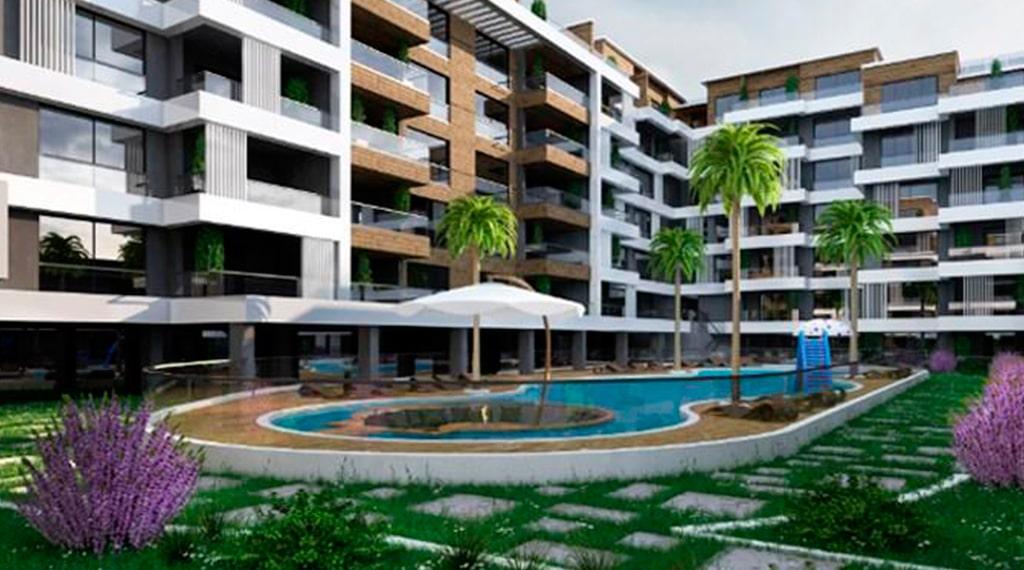 Terrace Yahyakaptan konut projesi