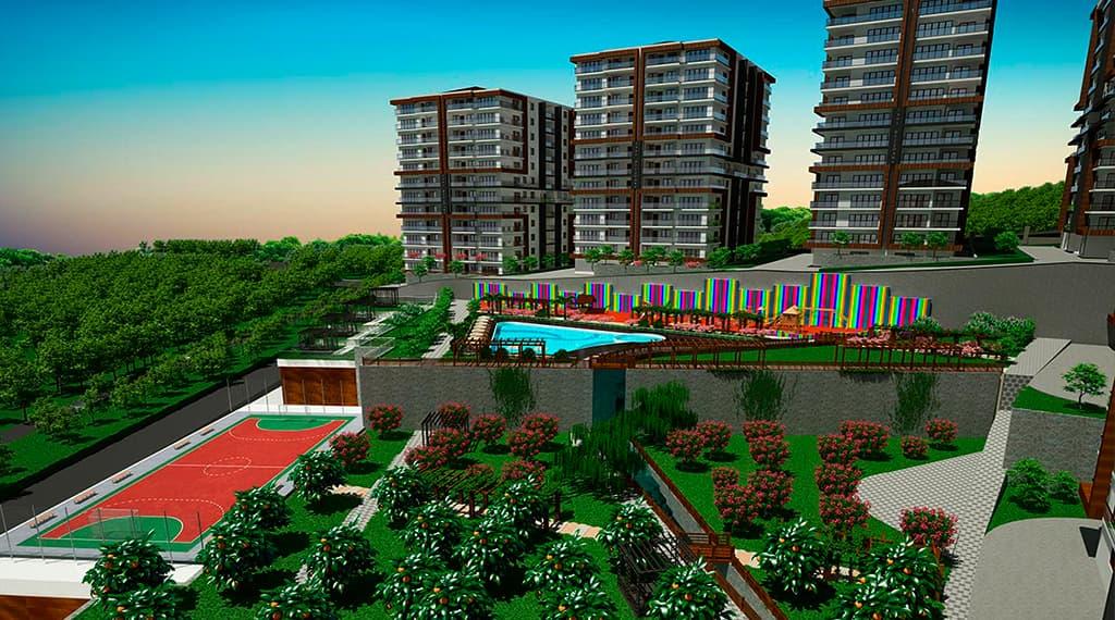 Trabzon konut projeleri fiyatları