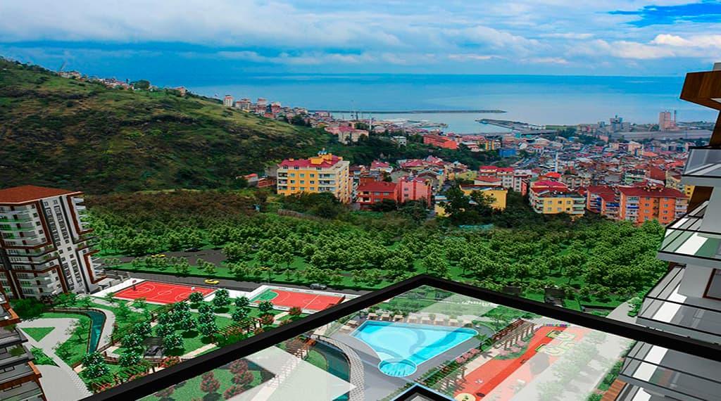 Trabzon 1461 Rezidans projesi