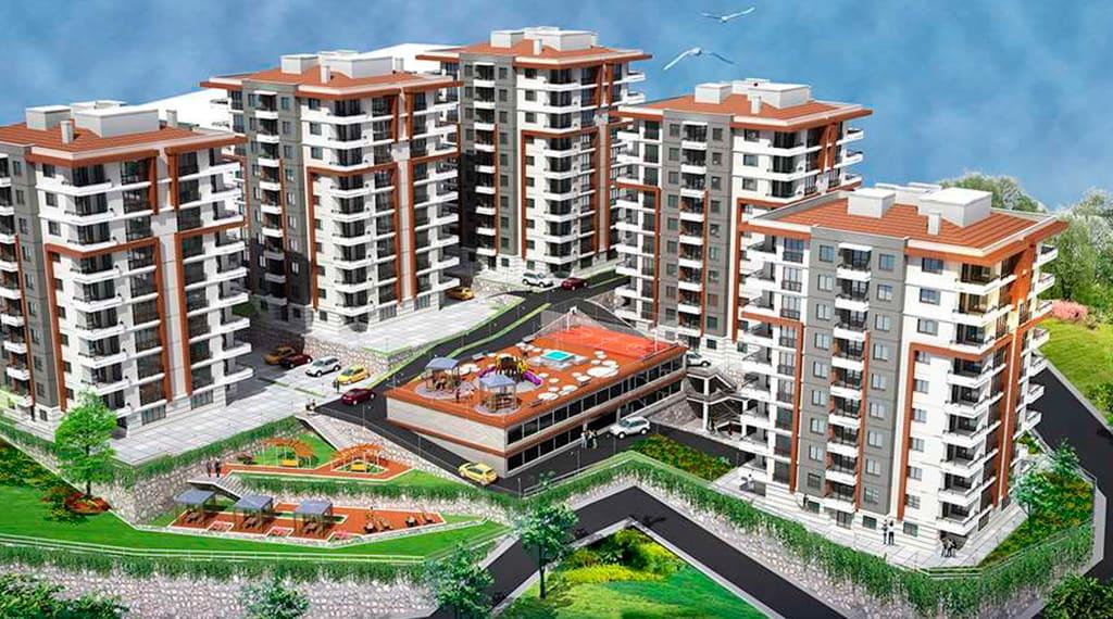 güncel konut projeleri Trabzon
