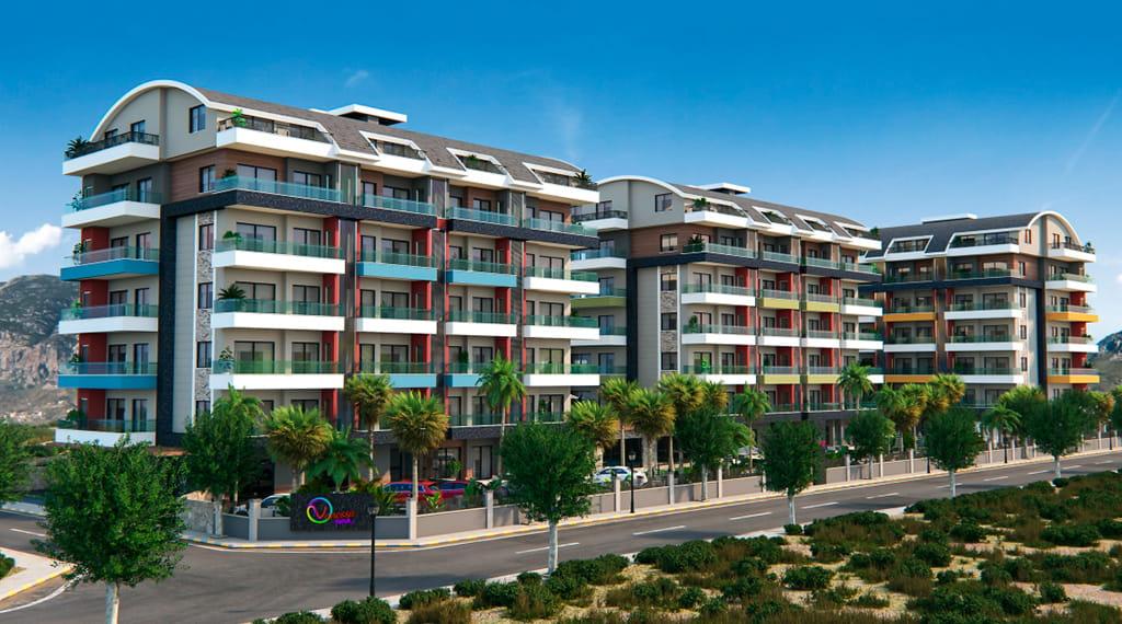 Vanessa Park Antalya