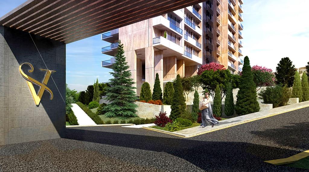 Ankara villa projeleri