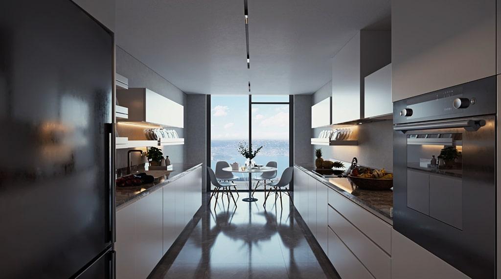 Verra Suites Beykoz örnek daire 1
