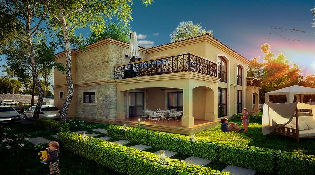 çanakkale villa projeleri