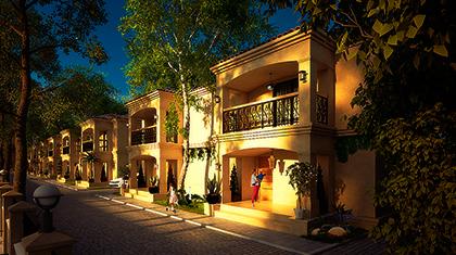 Villa Garden Güneyli