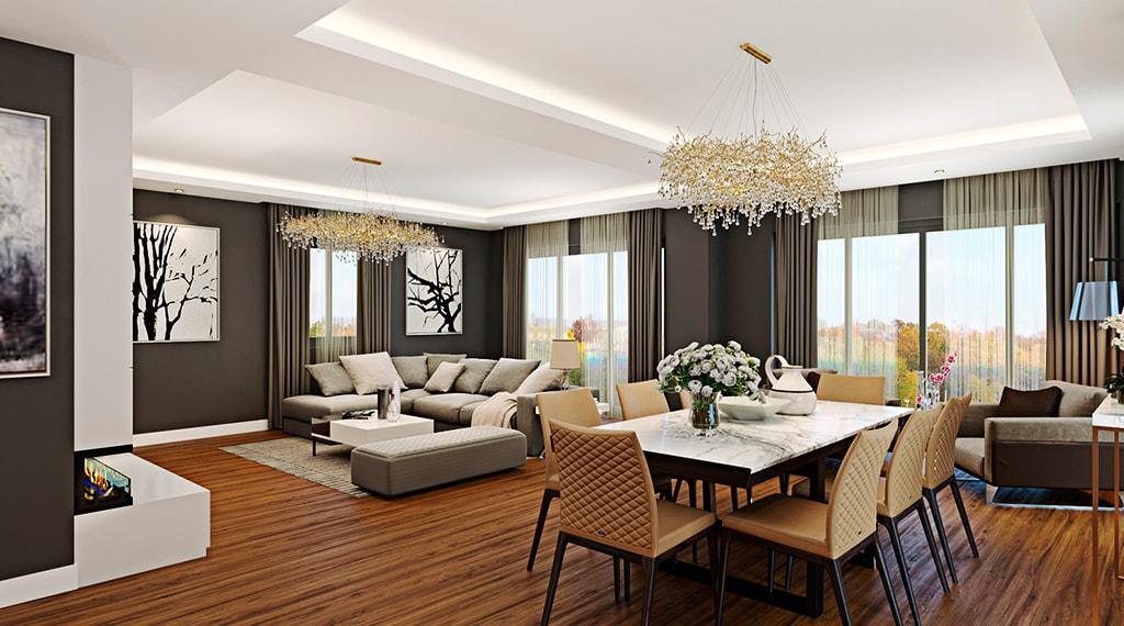 Villa Prime Burdur projesi