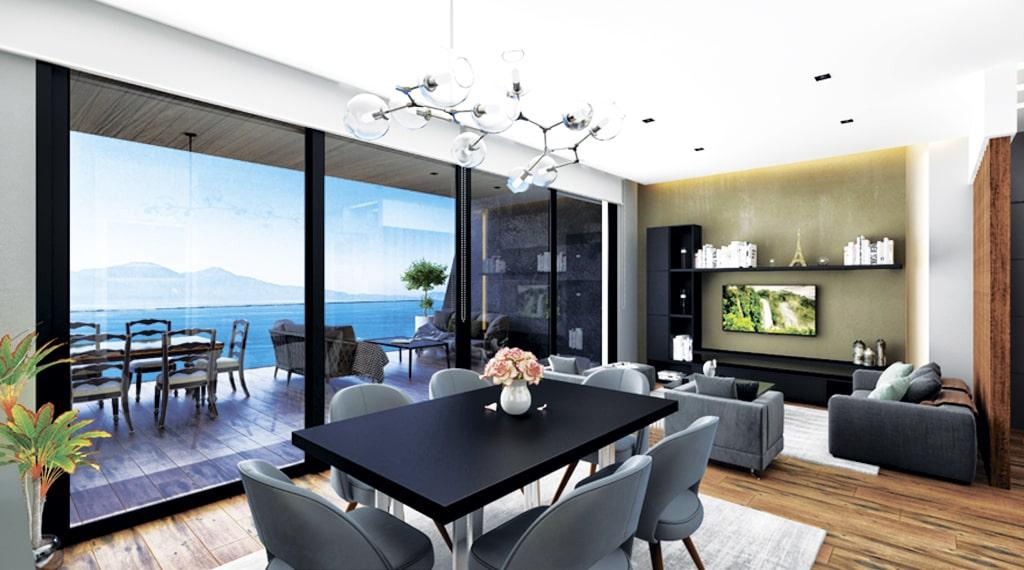Vista Panorama Residence Kuşadası