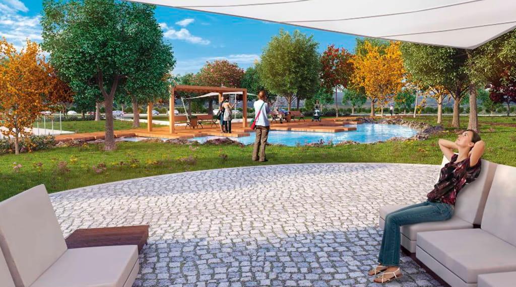 YDA Park Avenue konut projesi ankara