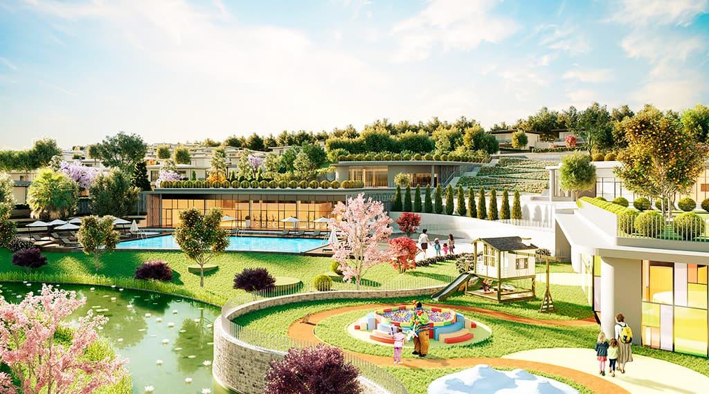 villa projeleri istanbul