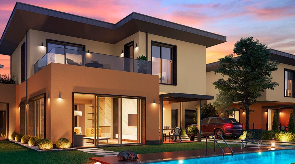 yeni villa projeleri
