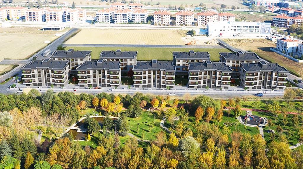 Eskişehir konut projeleri 2021