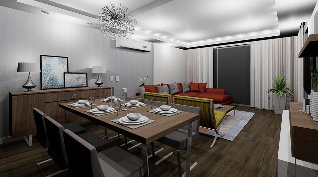 Antalya Zeytinpark Rezidans fiyat