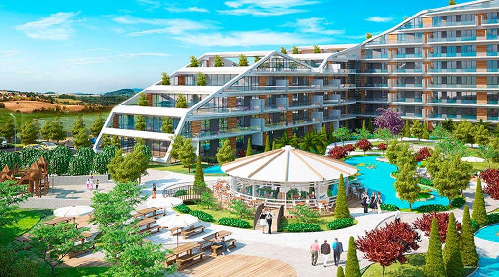 Zirve Park Konya konut projesi