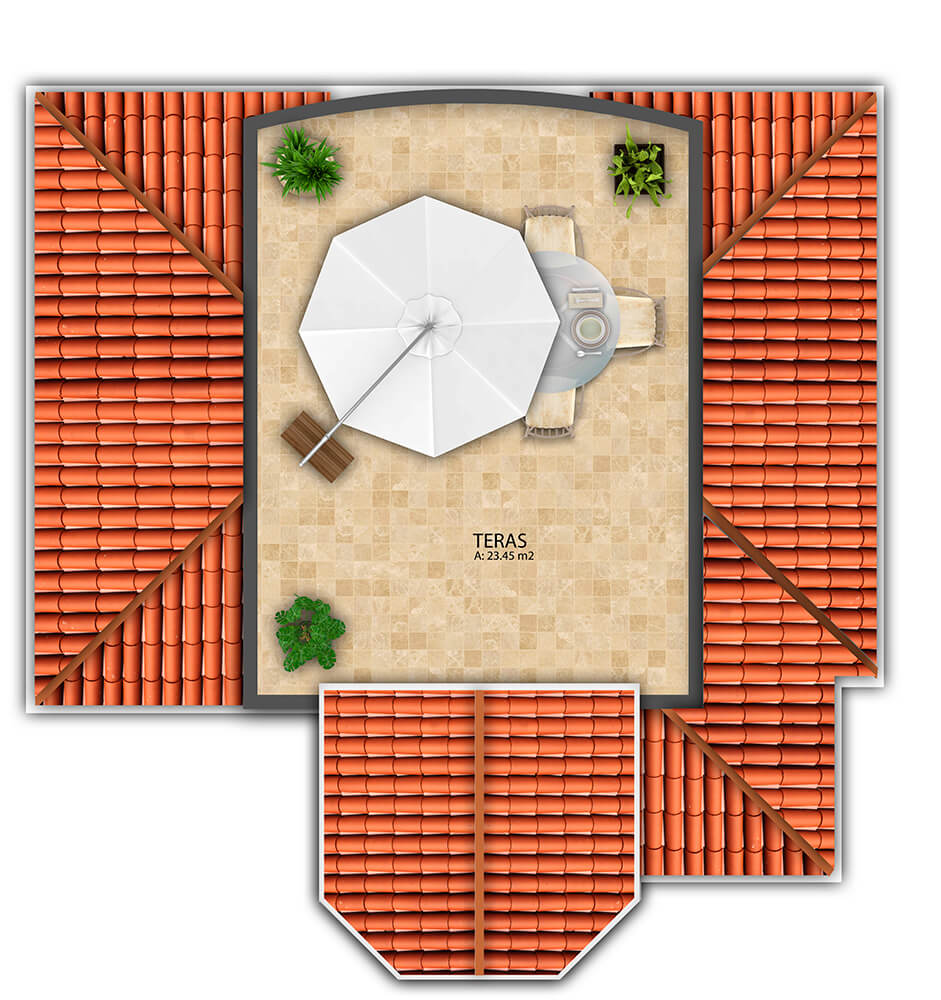 Yalıköy İstanbul Villa Kat Planları